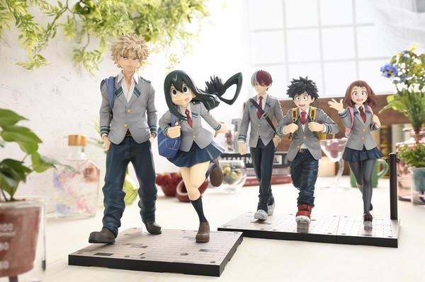 Katsuki Bakugo Uniform Ver My Hero Academia Figure