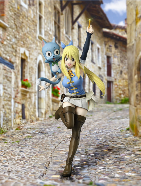 Lucy Heartfilia Fairy Tail Final Season Figure
