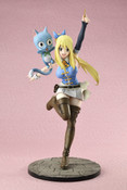 Lucy Heartfilia Fairy Tail Final Season Figure