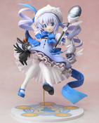 Magical Girl Chino Is the Order a Magical Girl Figure