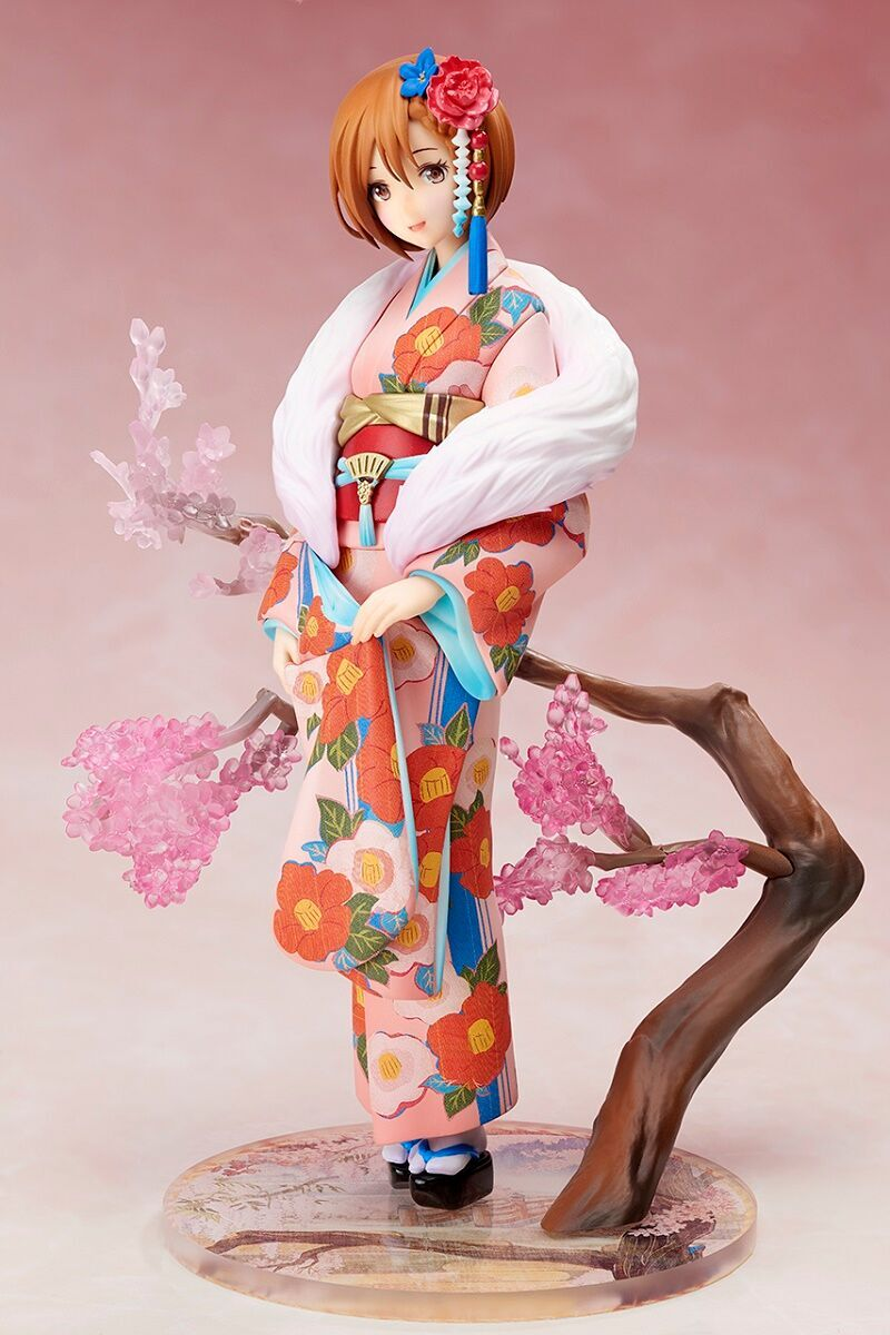 Meiko Hanairogoromo Vocaloid Figure 4573451870172