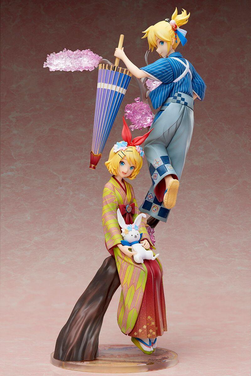 Kagamine Rin Hanairogoromo Vocaloid Figure