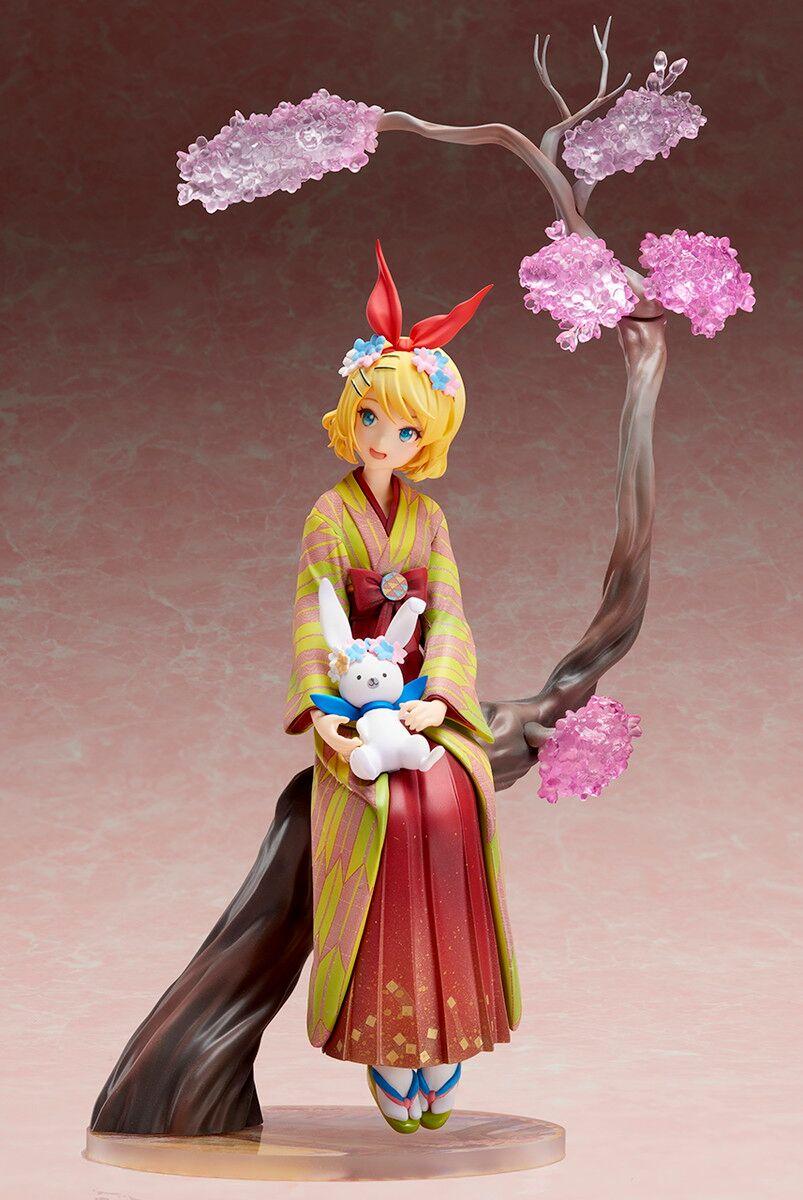 Kagamine Rin Hanairogoromo Vocaloid Figure 4573451870370