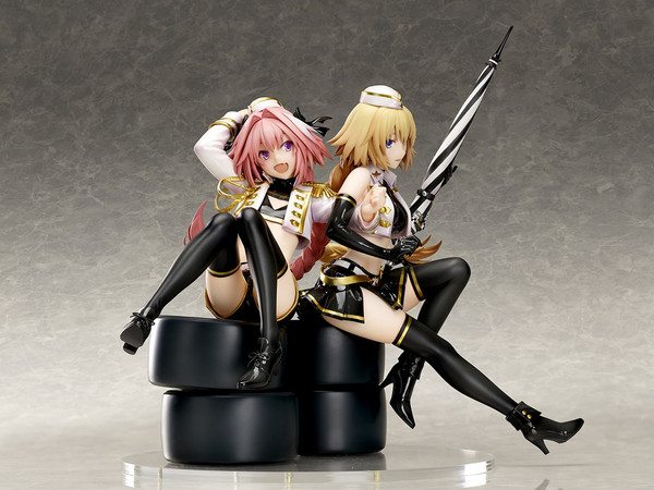 Jeanne d'Arc & Astolfo TYPE-MOON Racing Ver Fate/Apocrypha Figure