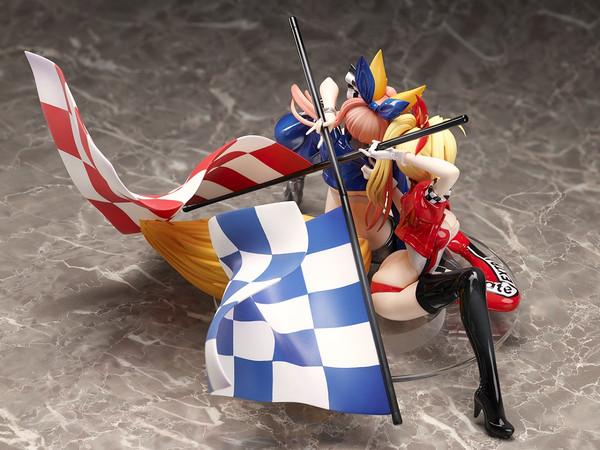 Nero Claudius & Tamamo No Mae TYPE-MOON Racing Ver Fate/EXTRA Figure