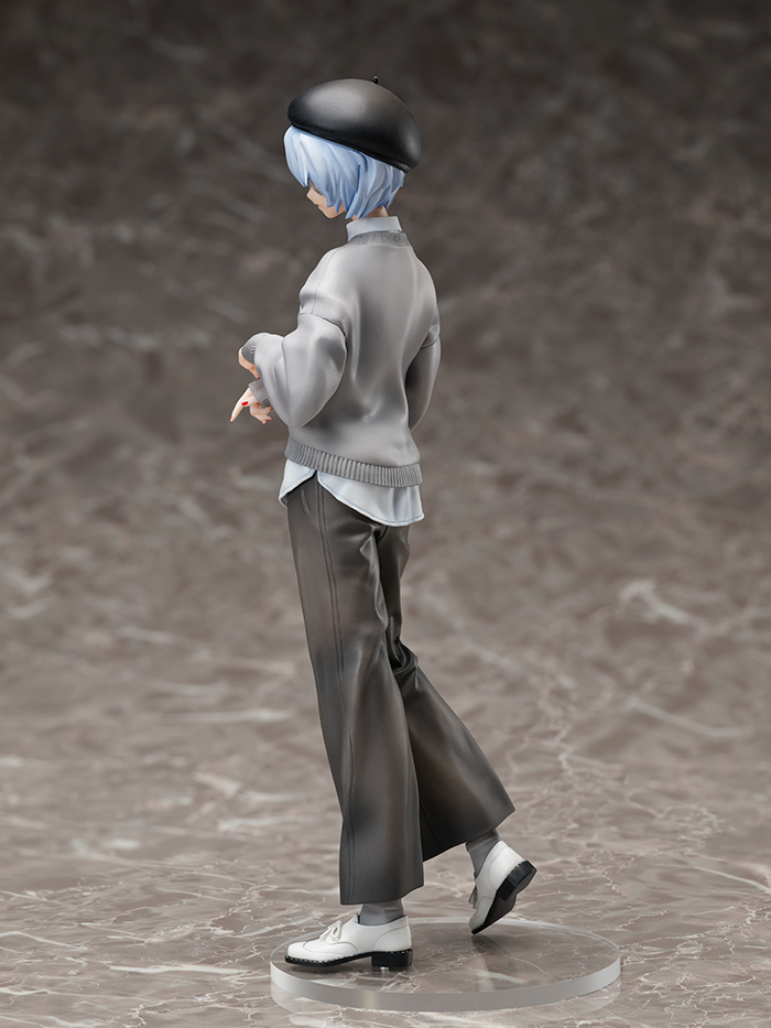 Rei Ayanami Radio Eva Ver Evangelion Figure