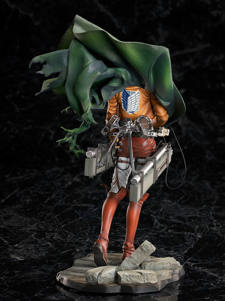 Levi Attack on Titan Figure