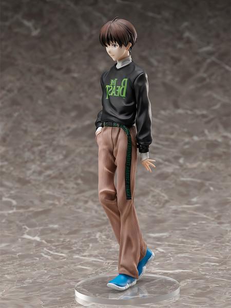 Shinji Ikari Radio Eva Ver Evangelion Figure