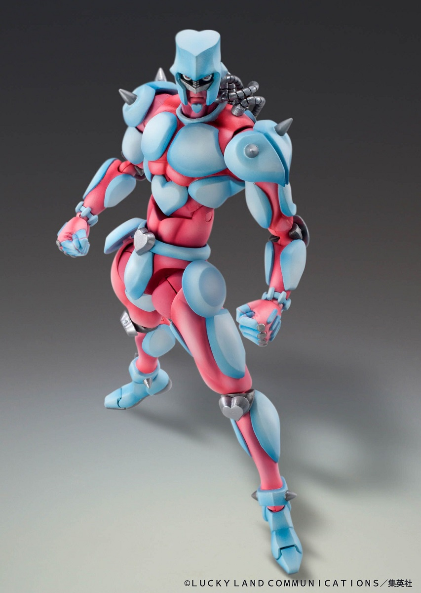 Crazy Diamond (Re-Run) Jojo's Bizarre Adventure Figure