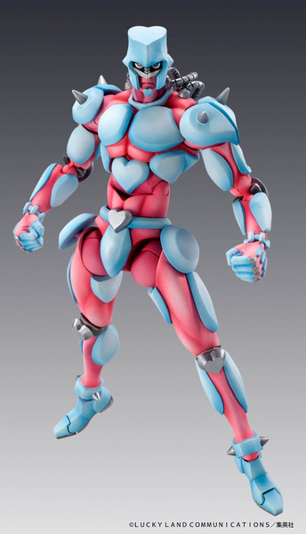 Crazy Diamond (Re-Run) Jojo's Bizarre Adventure Figure