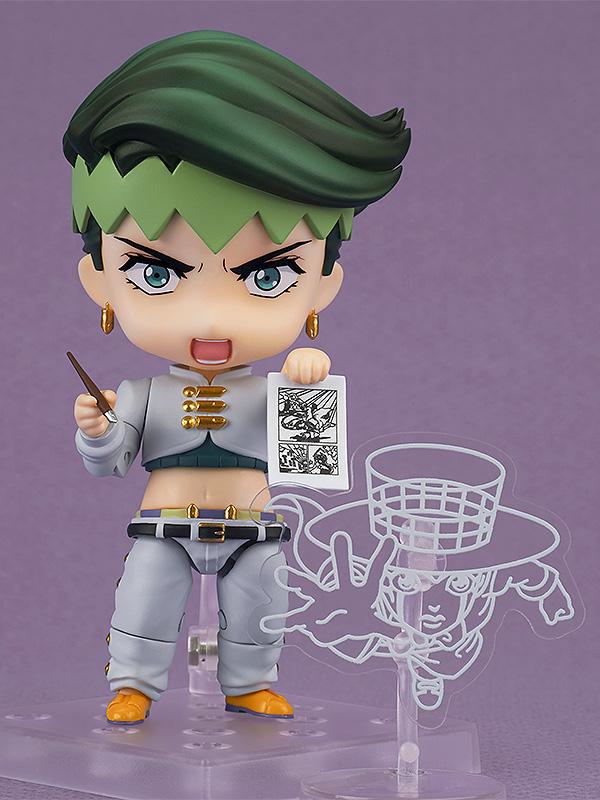 Rohan Kishibe JoJo's Bizarre Adventure Diamond is Unbreakable Nendoroid Figure