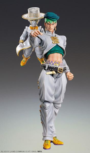 Rohan Kishibe and Heaven's Door (Re-Run) JoJo's Bizarre Adventure Figure