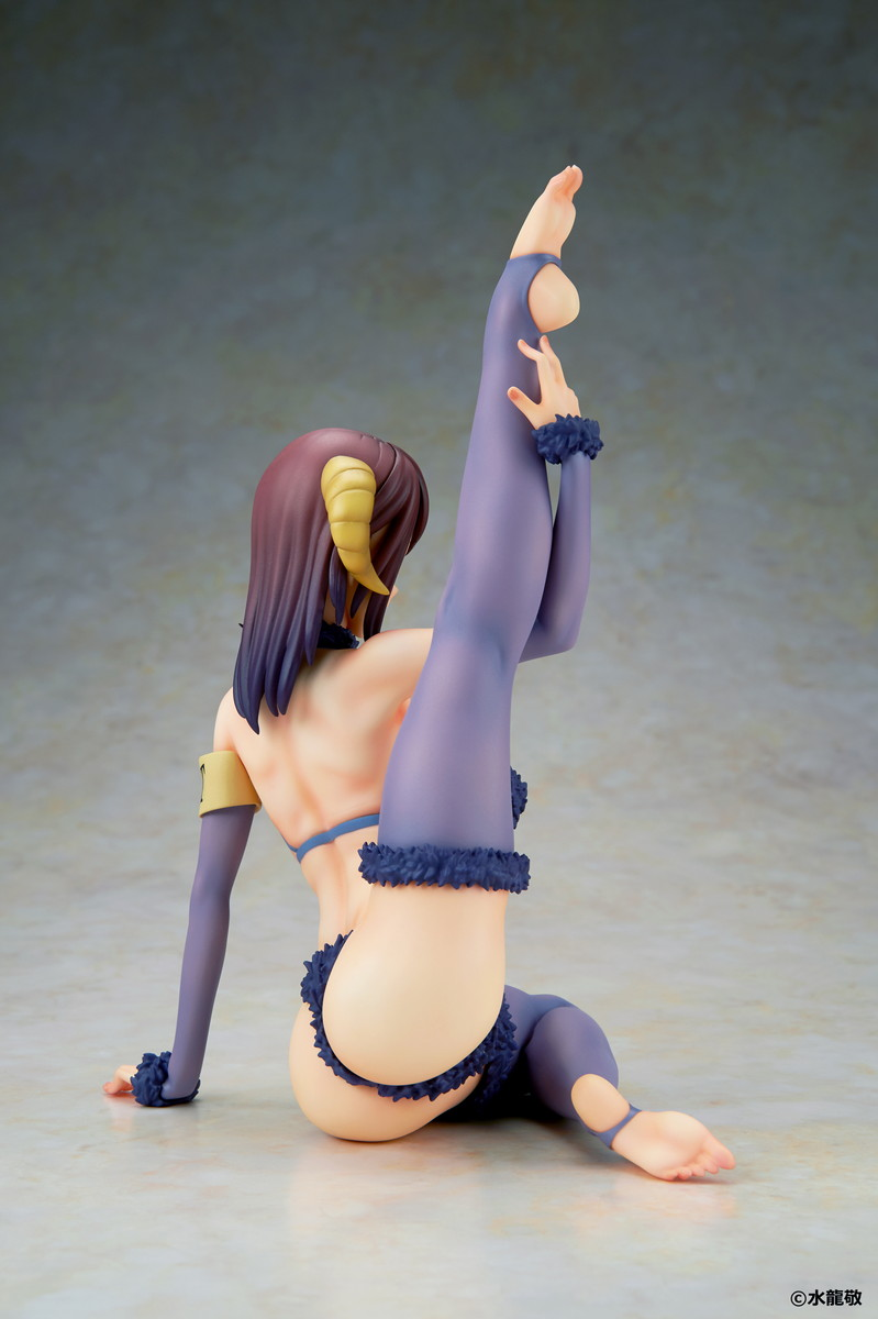 Pacola Oideyo! Mizuryu Land Figure