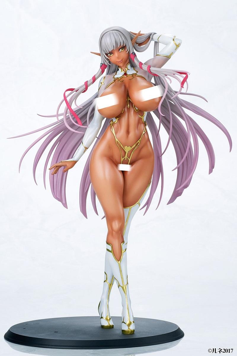 Evelyn Celebrian White Ver Youkoso! Sukebe Elf no Mori e Figure