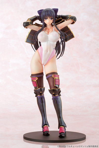 Ryuzoji Akane White School Swimsuit & Lingerie Ver Walkure Romanze Figure
