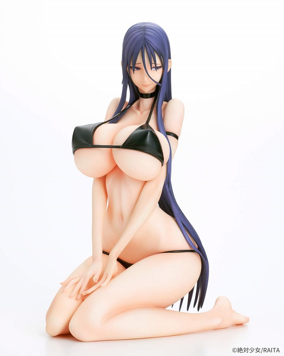 Misanee Black Bikini Ver Mahou Shoujo Figure