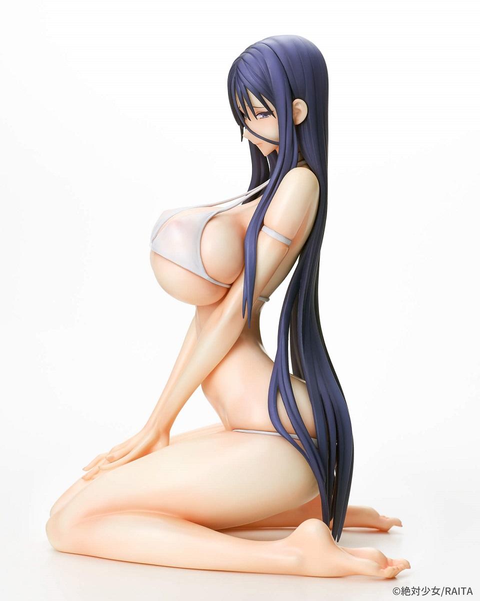 Misanee White Bikini Ver Mahou Shoujo Figure