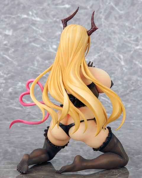 Lillia Iriie Black Lingerie Ver Original Character Figure