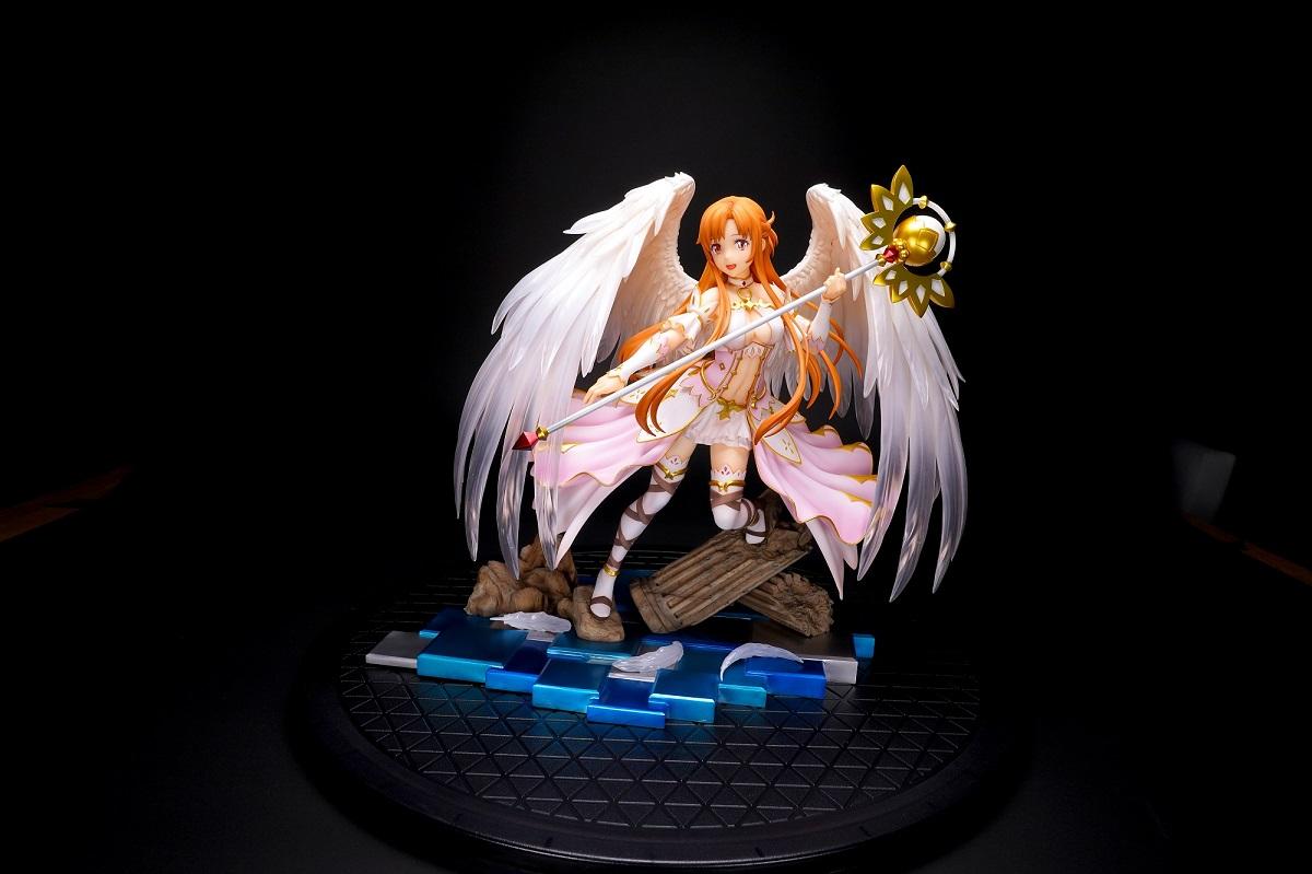 Asuna Angelic Ver Sword Art Online Alicization Figure