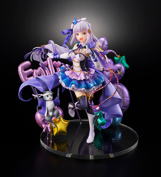 Emilia Idol Ver Re:ZERO Figure