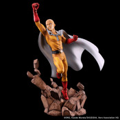 Saitama Saving The World Ver One-Punch Man Figure