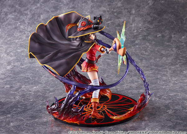 Megumin Explosion Ver Konosuba Figure