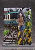 Mai Sakurajima Enoden Ver Rascal Does Not Dream of Bunny Girl Senpai Figure