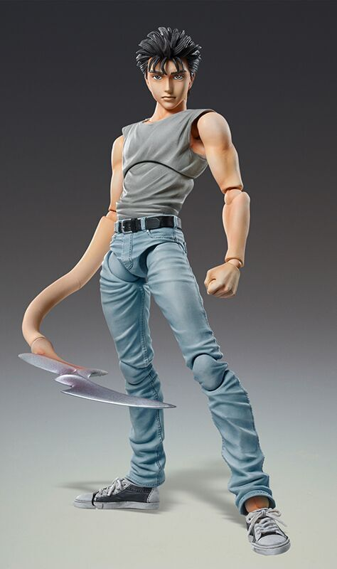 Shinichi Izumi and Migi Parasyte Action Figures 4580122818951
