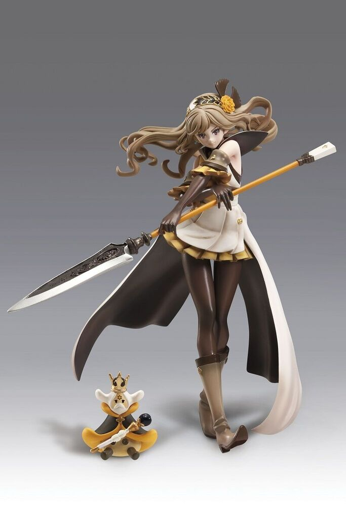 Battle For Terra Toys : Samatha the spearmaiden terra battle figure