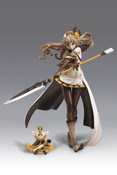 Samatha the Spearmaiden Terra Battle Figure