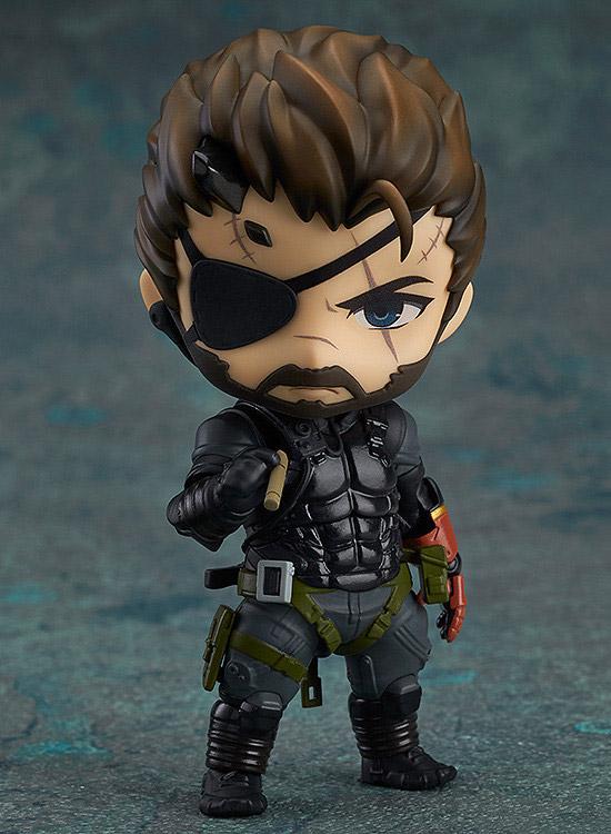 Venom Snake Sneaking Suit ver. Metal Gear Solid Nendoroid Figure 4580416900607