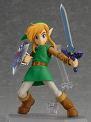 Link: A Link Between Worlds ver The Legend of Zelda Figma Figure