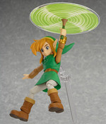 Link: A Link Between Worlds ver DX Edition The Legend of Zelda Figma Figure