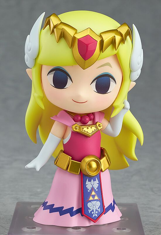 Zelda Wind Waker ver The Legend of Zelda Nendoroid Figure 4580416901338