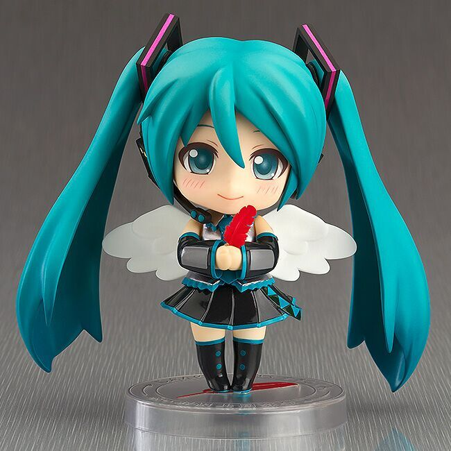 Hatsune Miku Red Feather Community Chest Movement Nendoroid Co-de Figure 4580416901499