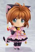 Sakura Kinomoto Black Cat Maid Cardcaptor Sakura Nendoroid Co-de Figure