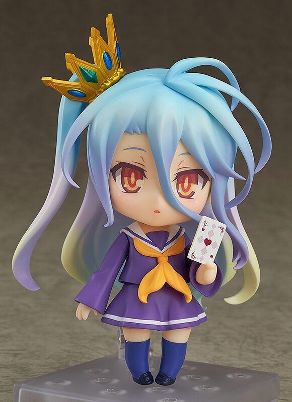 Shiro No Game No Life Nendoroid Figure 4580416901826