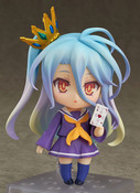 Shiro (re-run) No Game No Life Nendoroid Figure