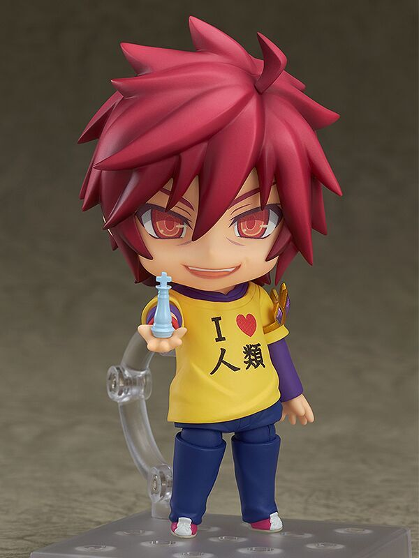 Sora No Game No Life Nendoroid Figure 4580416901833
