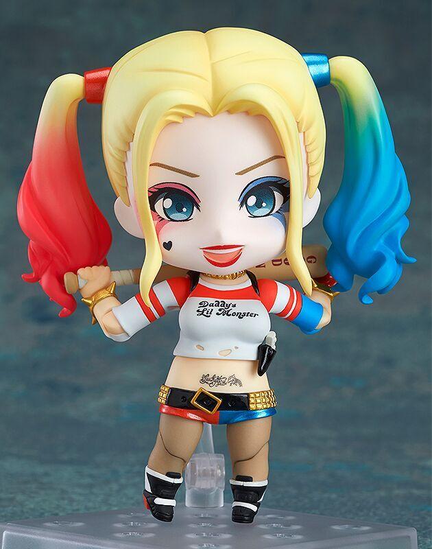 Harley Quinn Suicide Edition Suicide Squad Nendoroid Figure 4580416902175