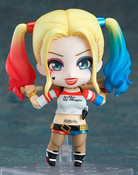 Harley Quinn Suicide Edition Suicide Squad Nendoroid Figure