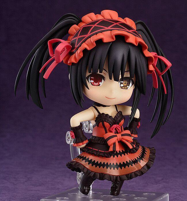 Kurumi Tokisaki (Re-Run) Date A Live II Nendoroid Figure 4580416902427