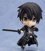 Kirito (Re-Run) Sword Art Online Nendoroid Figure
