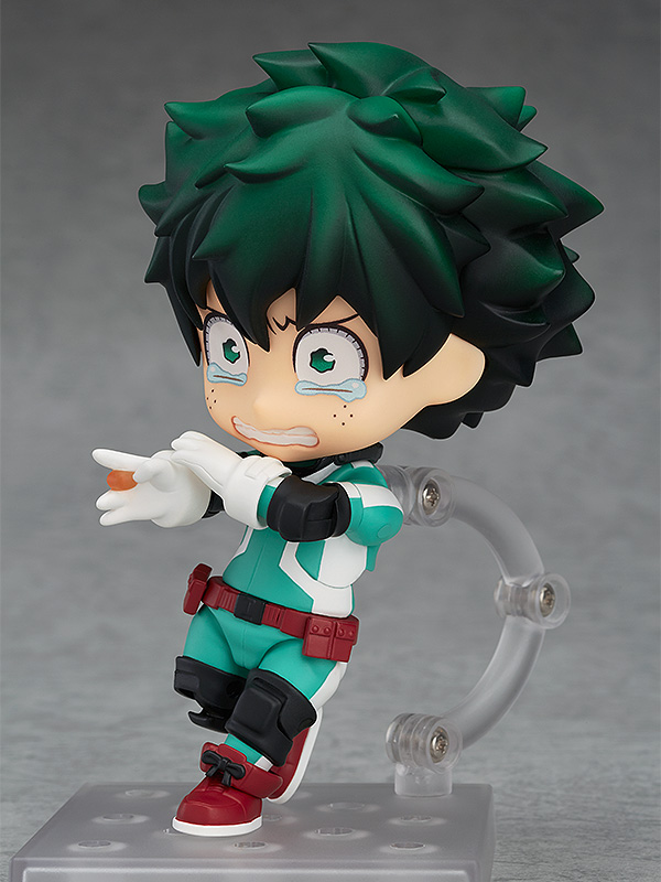 Izuku Midoriya (Re-run) Hero's Edition My Hero Academia Nendoroid Figure