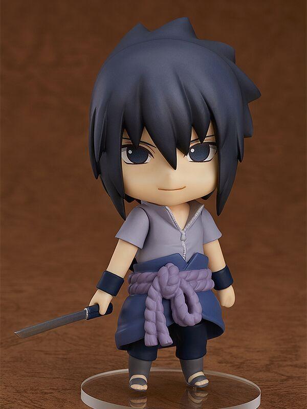 Sasuke Uchiha Naruto Shippuden Nendoroid Figure 4580416902762
