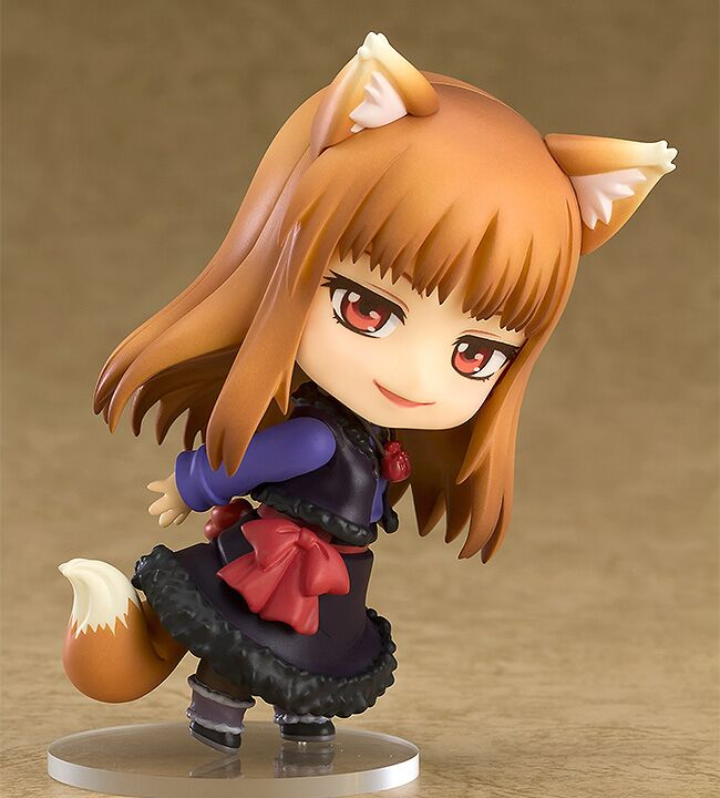 Holo Spice and Wolf Nendoroid Figure