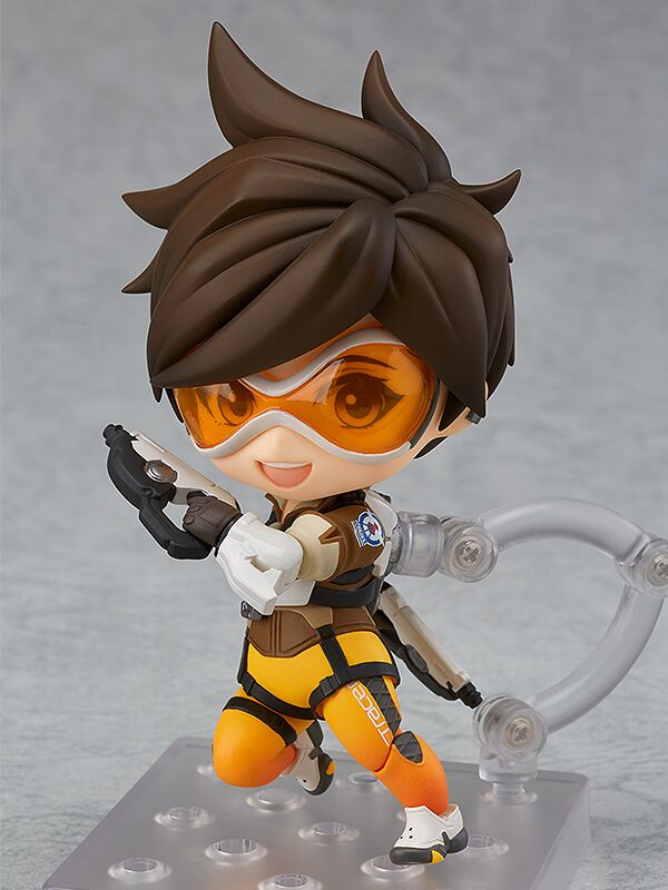 Tracer Classic Skin Edition Overwatch Nendoroid Figure 4580416903066