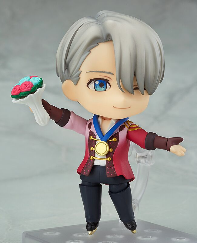 Victor Nikiforov YURI On ICE Nendoroid Figure