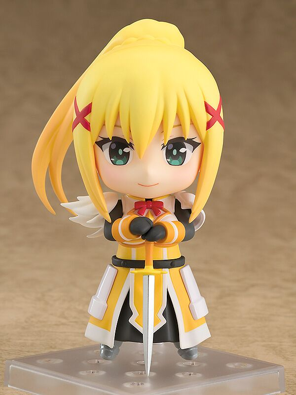 Darkness KonoSuba Nendoroid Figure 4580416903400