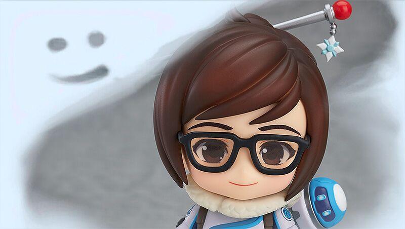 Mei Classic Skin Edition Overwatch Nendoroid Figure